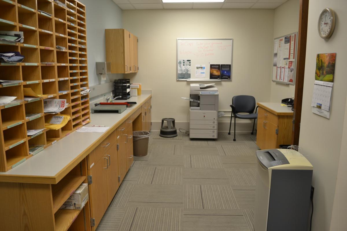 102 Mail Room | Science Literacy and Outreach | Nebraska